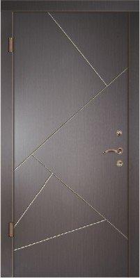 Входные Двери Титан Грация 3 в RAL изображение