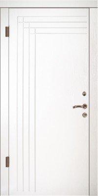 Входные Двери Титан Тирана в RAL изображение