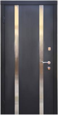 Входная дверь МФ-12 Замки Kale изображение