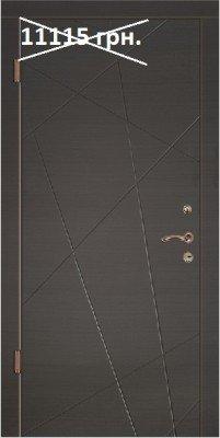 Входные двери в квартиру Авангард - Грация изображение