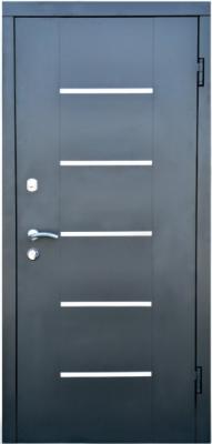 Входная дверь МФ-20 Замки Kale изображение