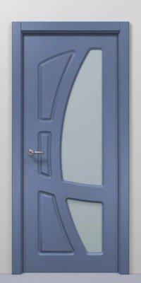 Межкомнатные двери DORUM  модель CL07 изображение 1