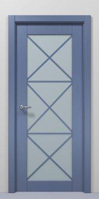 Межкомнатные двери DORUM ламинированные модель MN44 изображение