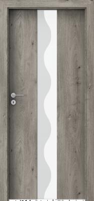 """Porta FOCUS модель 2.0 стекло """"Волна"""" изображение"""