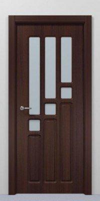 Межкомнатные двери DORUM ламинированные модель TN17 изображение