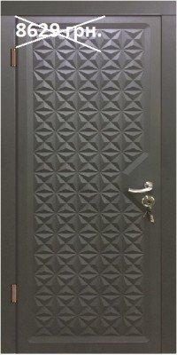 Входные двери в квартиру Титан - Граф 1 изображение
