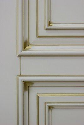 Межкомнатная дверь ручной работы изображение 4