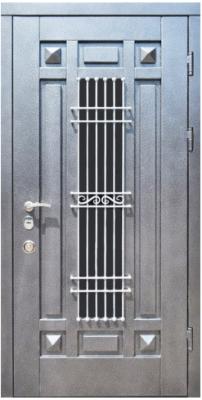 Входная дверь МФ-17 Замки Kale изображение