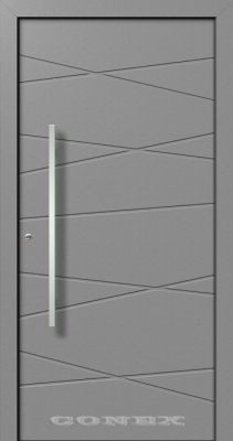 Двери  стальные Conex модель 83 изображение