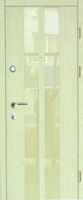 Стальная входная дверь DIAMOND GLASS-1 изображение 2