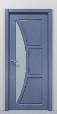 Межкомнатные двери DORUM  модель CL11 изображение