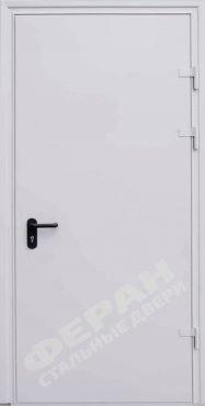 Противопожарная дверь +антипаника изображение