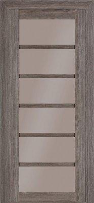 Межкомнатная дверь Модель 307 Grey ПО изображение 1