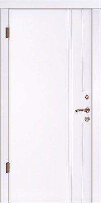 Р5/16  Замки: Кале-2 шт Лист металла- 1,5 мм., Толщина: 76/100 мм. изображение