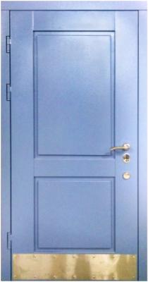 Входная дверь МФ-07 Замки Kale изображение