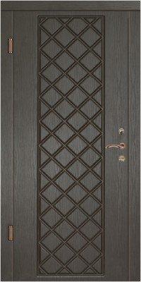 Р5/12 Замки: Кале-2 шт Лист металла - 1,5 мм., Толщина: 76/100 мм. изображение
