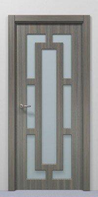 Межкомнатные двери DORUM ламинированные модель TN26 изображение