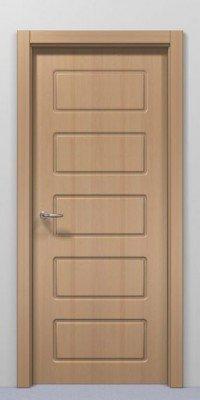 Межкомнатные двери DORUM ламинированные модель TN33 изображение