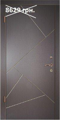 Входные двери в квартиру Титан - Грация 3 изображение