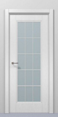 Межкомнатные двери DORUM ламинированные модель CL27 изображение 1