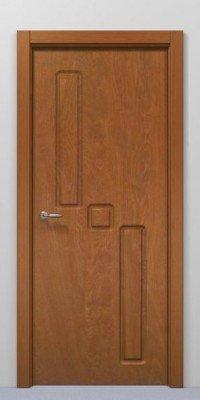 Межкомнатные двери DORUM ламинированные модель TN07 изображение 1