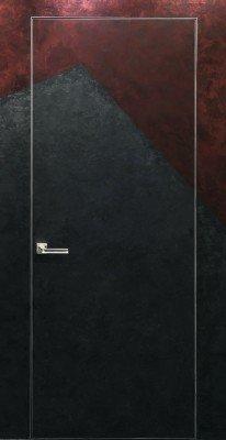 Двери скрытого монтажа грунтованные изображение