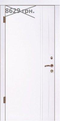Входные двери в квартиру Титан - Крит изображение