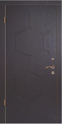 Входные Двери Каскад Сплит в RAL изображение
