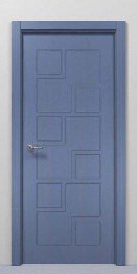 Межкомнатные двери DORUM ламинированные модель TN31 изображение