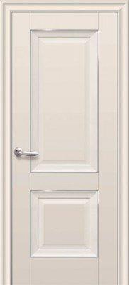 """Двери межкомнатные """"Имидж-глухая+молдинг"""" изображение"""