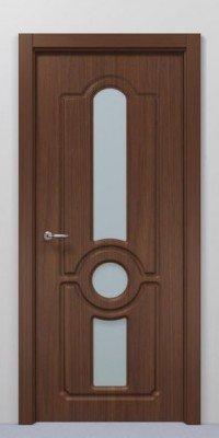 Межкомнатные двери DORUM ламинированные модель CL12 изображение