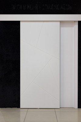Межкомнатные двери Omega Lines F9 изображение 2