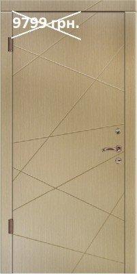 Входные двери в квартиру Авангард - Граф 2 изображение