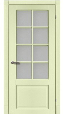 Межкомнатные Двери Ницца ПО (фисташковый) изображение