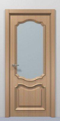 Межкомнатные двери DORUM ламинированные модель CL25 изображение