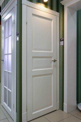 Межкомнатные двери Ницца ПГ изображение