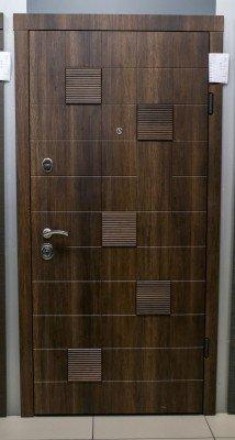 Входные двери Straj модель «Каскад» изображение