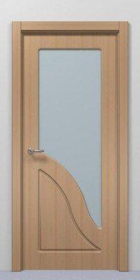 Межкомнатные двери DORUM ламинированные модель CL03 изображение