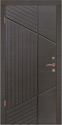 P7/1 Замки: Кале-2 шт Лист металла-1,8 мм., Толщина: 100/130 мм. изображение